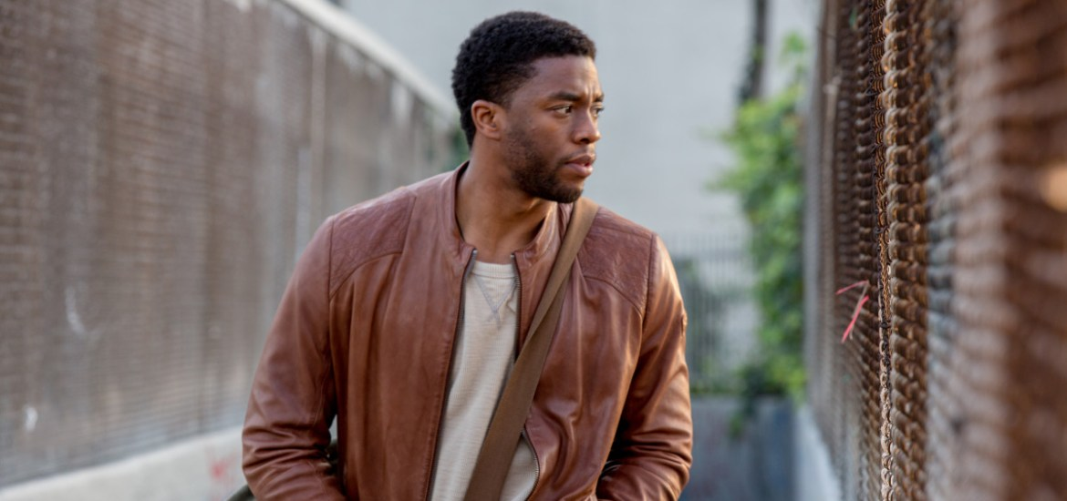 Image result for chadwick boseman message from the king