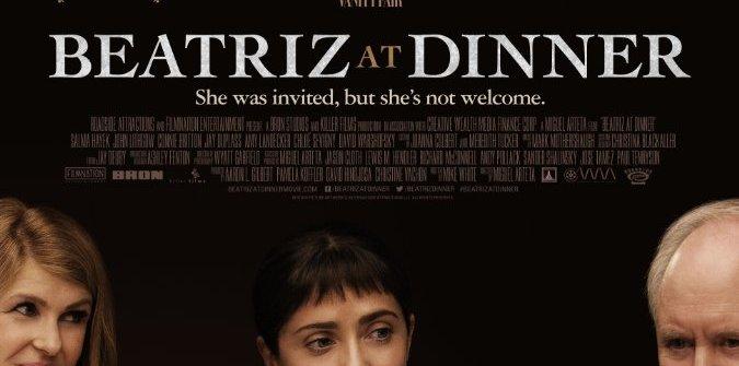 Beatriz at Dinner Poster