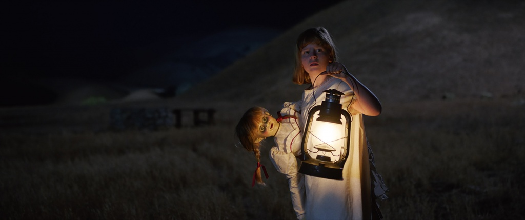 Annabelle Creation Film Review Get Reel Movies