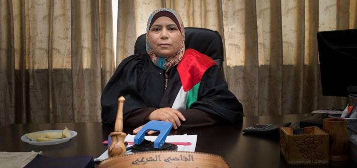 Judge Kholoud Al-Faqih