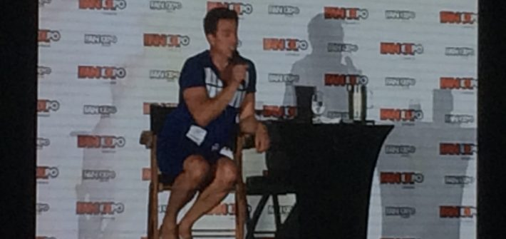 John Barrowman at Fan Expo Canada 2017