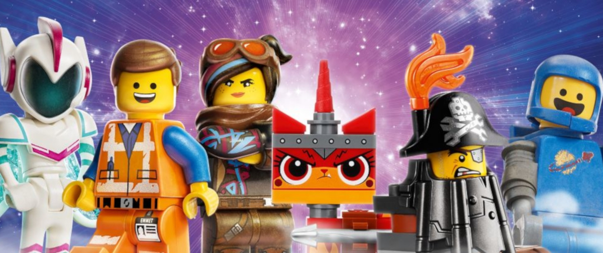 The Lego Movie 2 The Second Part Review Sequel Building Fun Get Reel Movies