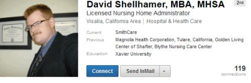 David-Shellhamer How Would You Fix Healthcare? - Q & A