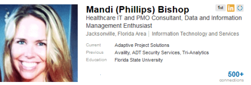 Mandi Bishop - How Would You Fix Healthcare? - Q & A