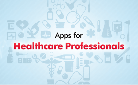 healthcare-apps 7 Need to Know Apps for Healthcare Professionals in 2014 [INFOGRAPHIC]