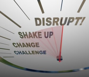 disrupt-300x260 Using Open Innovation to Deliver High-End Healthcare Disruption