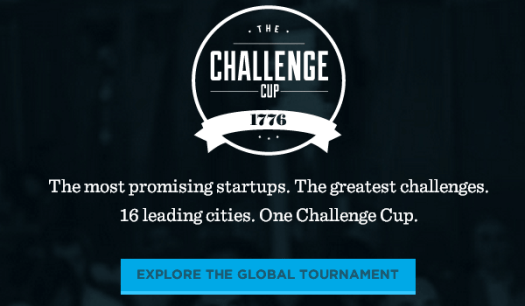 challenge cup - referralMD Competes and Wins the SF Challenge Cup Startup Competition