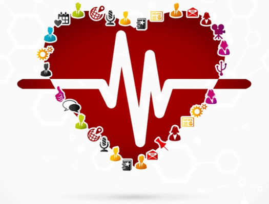 social heart - Where Social Media and Health Informatics Intersect