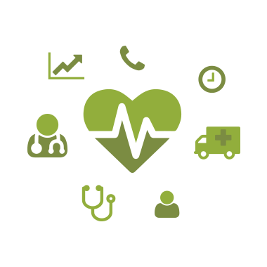 icon healthcare - Closed Loop Referral Management and Tracking: Achieving Care Coordination!