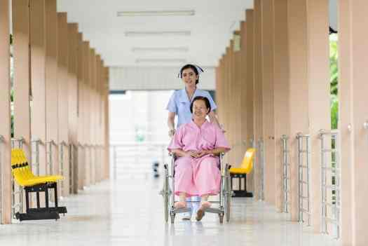 patient-care-healthcare-nurse-wheelchair-hospital-300x200 5 Smart Tips for Improving Revenue Cycle Management
