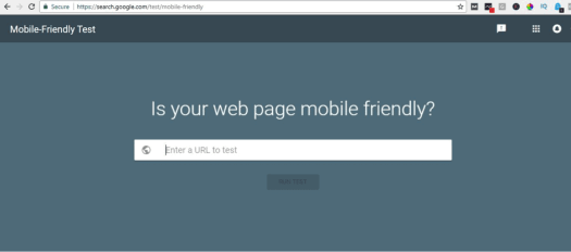 mobilefriendly - A Comprehensive Hospital Guide to Conducting an SEO Website Audit