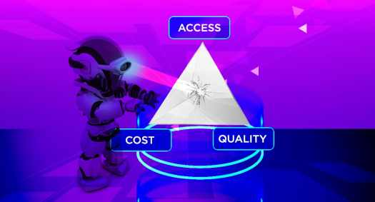 AI-breaking-Iron-triangle-in-healthcare Can Implementing AI Transform the Healthcare Industry?