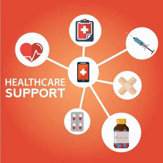 healthcare-icons-with-smartphone_1212-662 Time to Solve Advanced QA Challenges in the Healthcare Industry