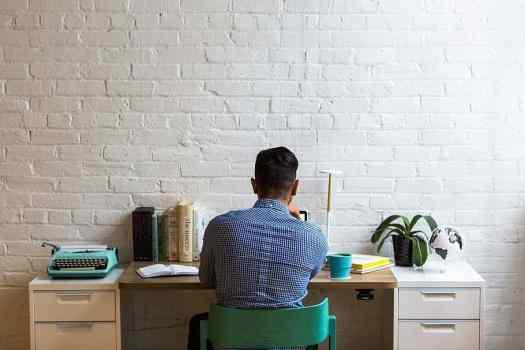 people man work office - Mental Health Under Quarantine
