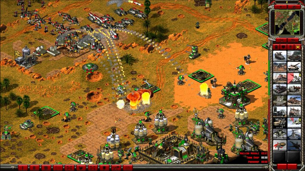 Command and Conquer Red Alert 2 joc de strategie