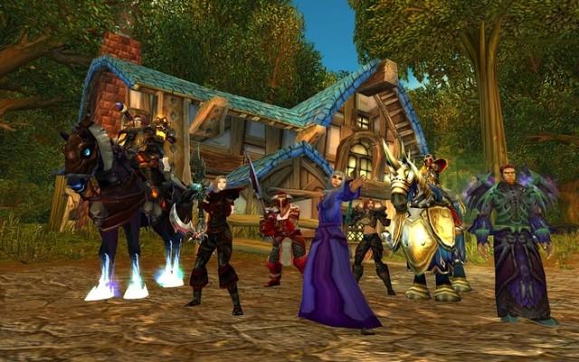 world of warcraft Friends