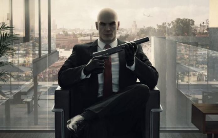 Hitman Marrakesh