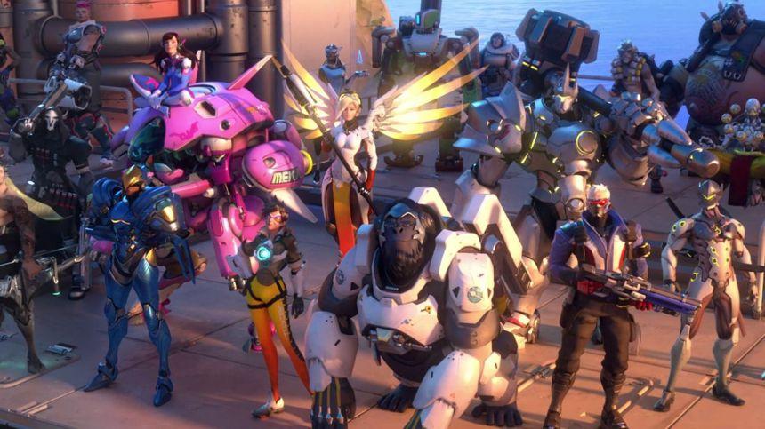 Overwatch Competitve explained - tot ce trebuie să știi