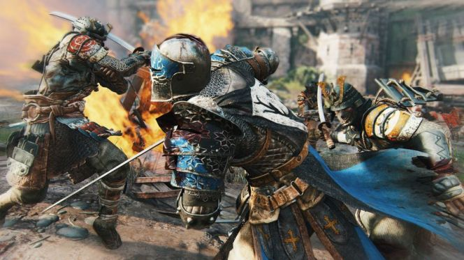For Honor fight