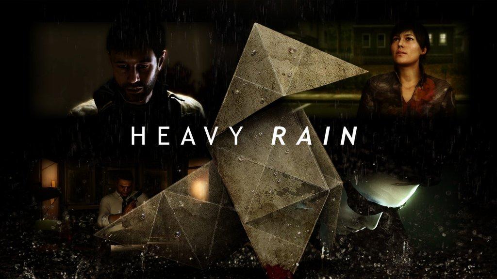 Heavy Rain Top jocuri playstation 4