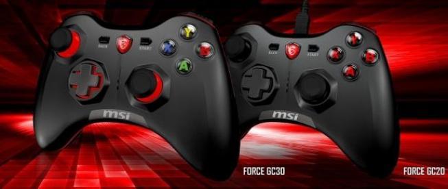 MSI Force GC30 și GC20