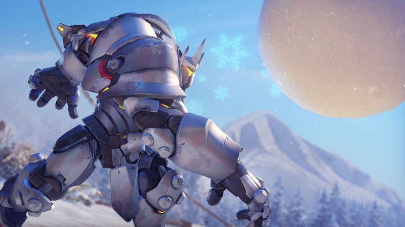 Overwatch Winter Wonderland 2