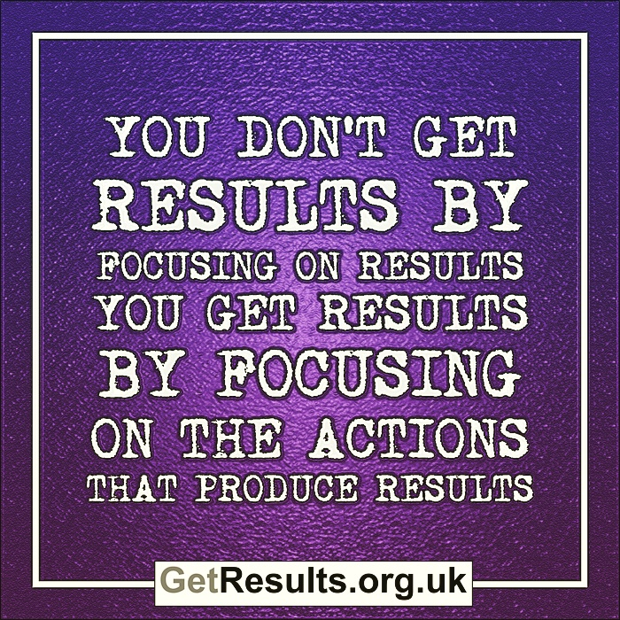 Get Results: actions get results