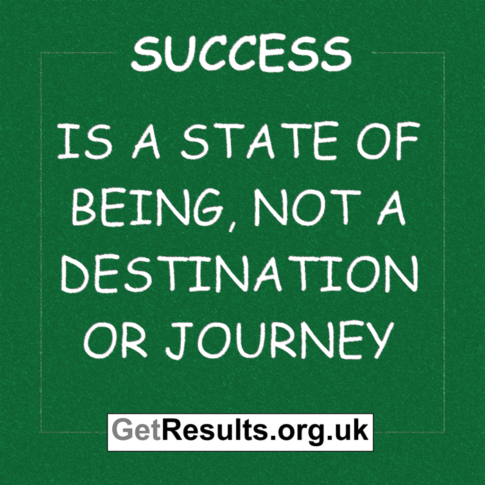 Get Results: redefining success
