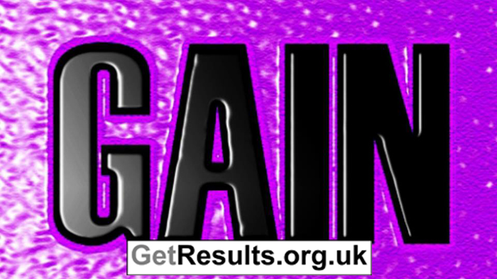 Get Results: gain