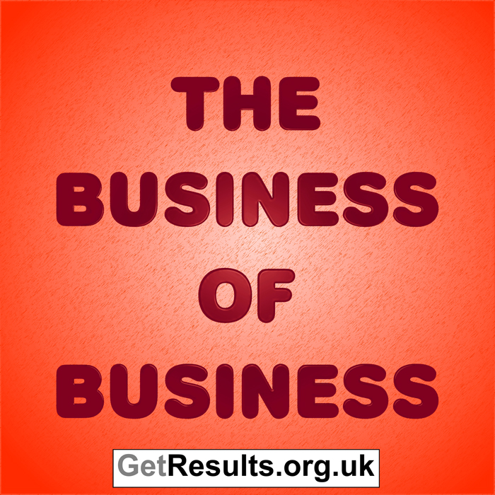 Get Results: the business of business web