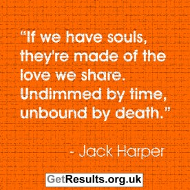 Get Results: if we have souls