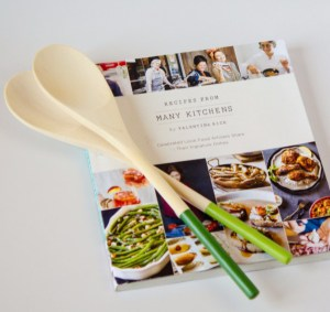 Many Kitchens Cookbook Featuring The Saucey Sauce Co.