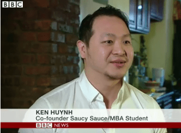 Ken Huynh Interview with BBC News
