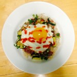 Saucey Steak Bibimbap