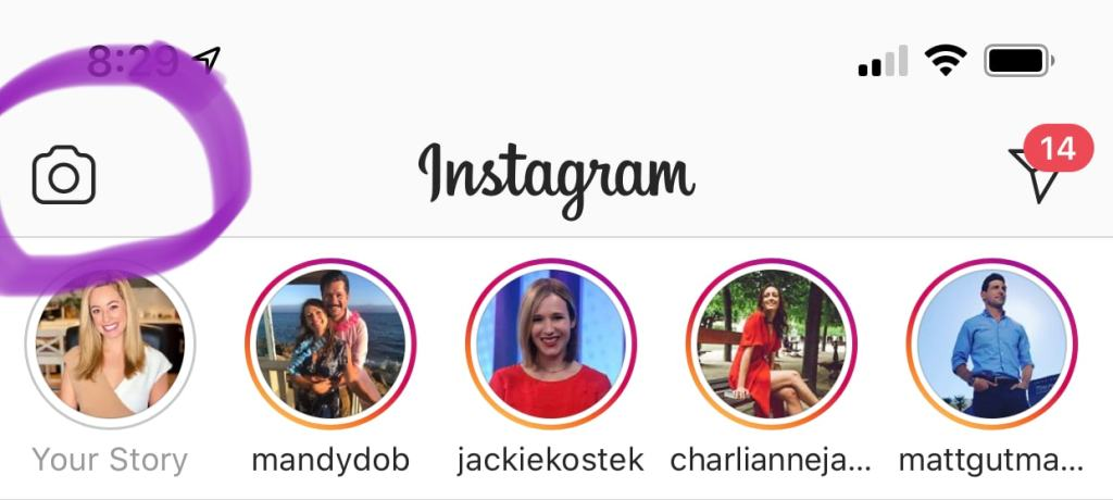 GIFs on Instagram