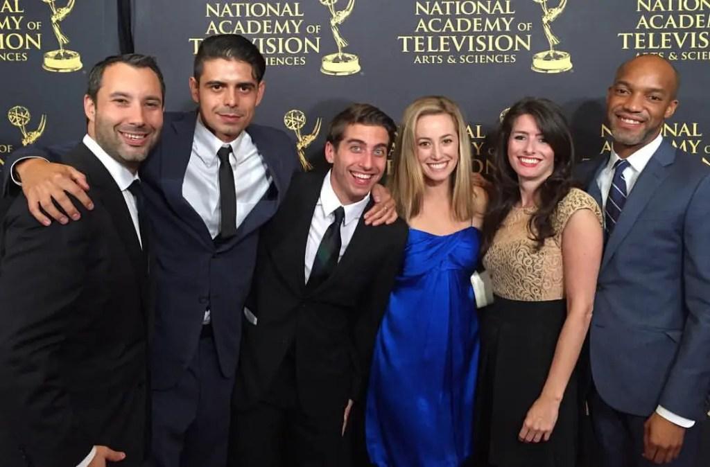 Emmy Awards in New York City, 2016