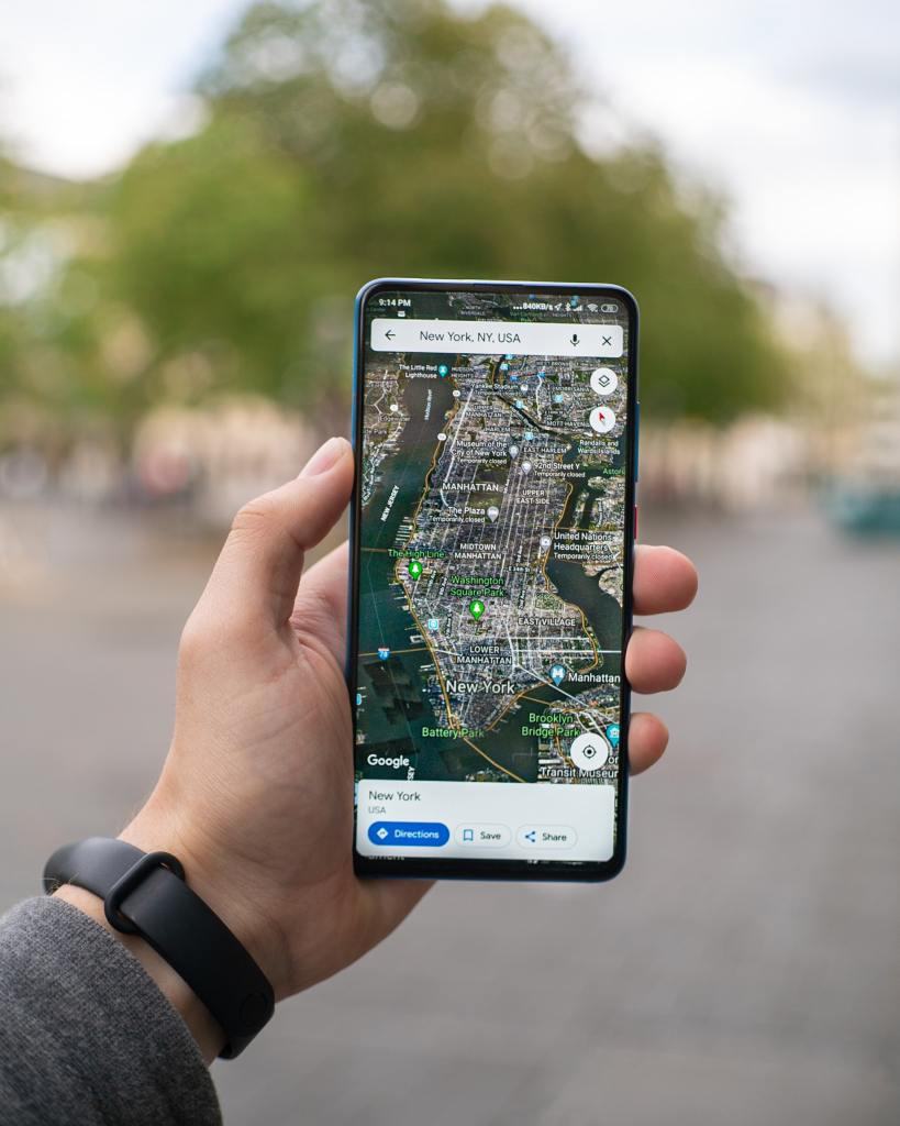 Step up your navigation game with Google Maps' Live View