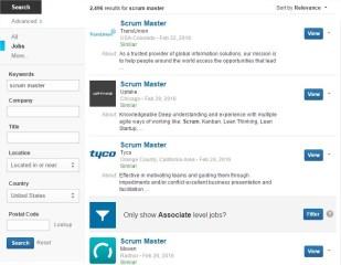 Scrum Master Jobs USA