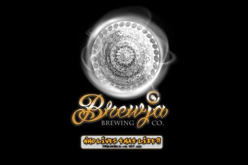 Brewja Brewing Logo Design