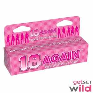 18 Again vaginal Tightning Cream