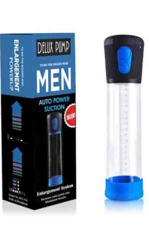 AUTOMATIC PENIS ENLARGEMENT DELUX PUMP WITH AUTO SUCTION FOR MEN SEX TOYS IN INDIA