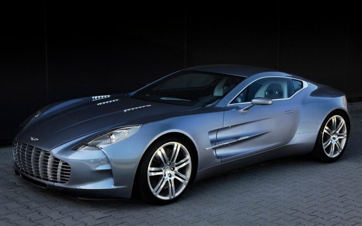 Aston Martin One-77 | 25 Expensive Cars