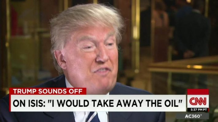 Donald Trump   He Will be Harsh With ISIS