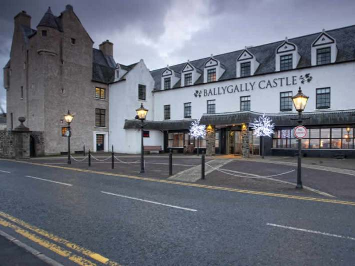 Ballygally Castle - Northern Ireland | 25 Most Haunted Hotels of the World