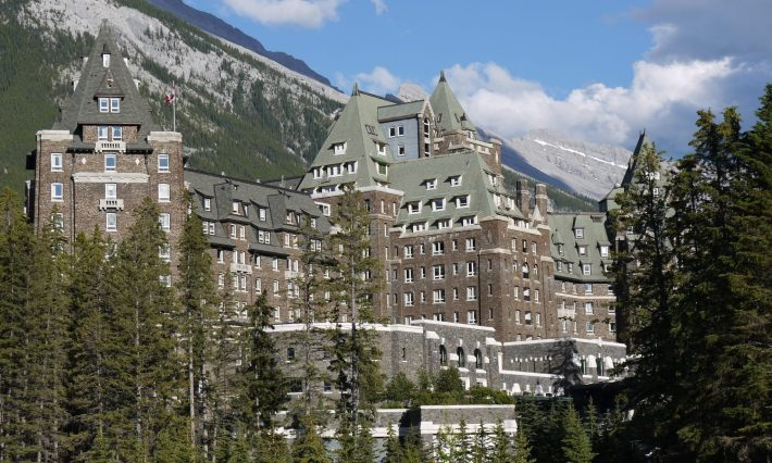 Banff Springs Hotel - Canada | 25 Most Haunted Hotels of the World