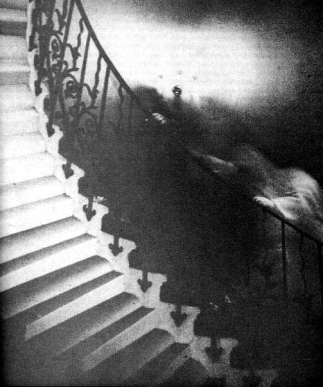 The Staircase Ghost
