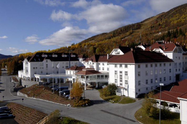 Dr. Holms Hotel - Norway | 25 Most Haunted Hotels of the World