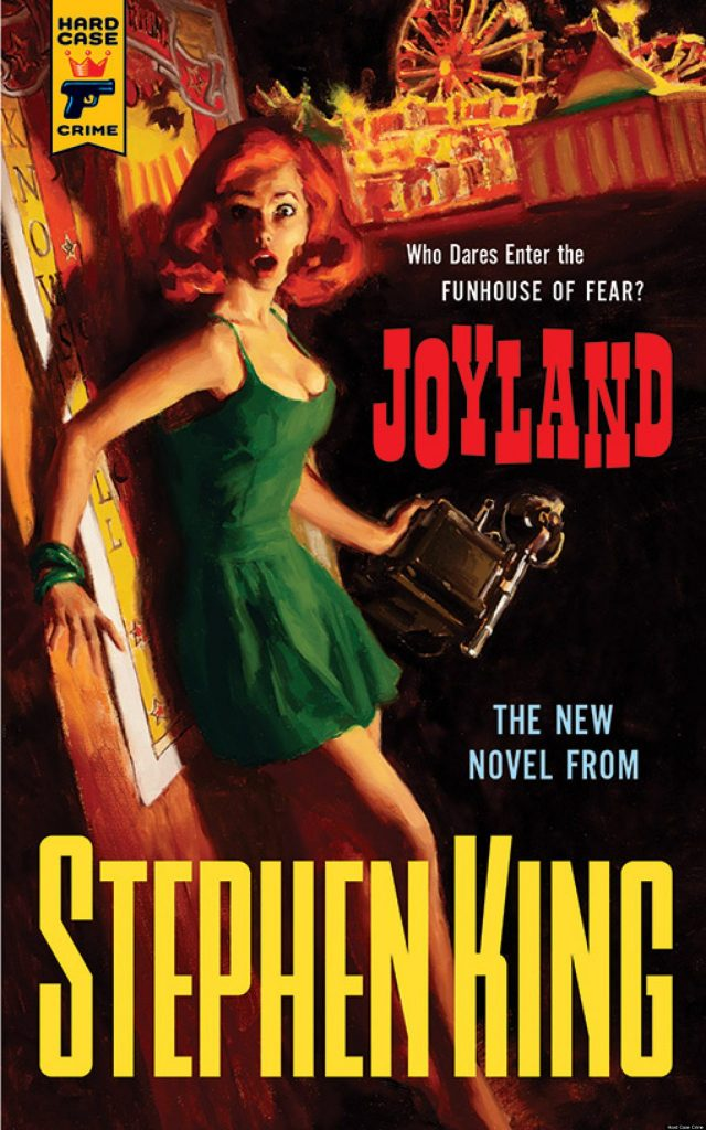 Joyland by Stephen King | 25 Scary Books That Will Keep You Up All Night Awake