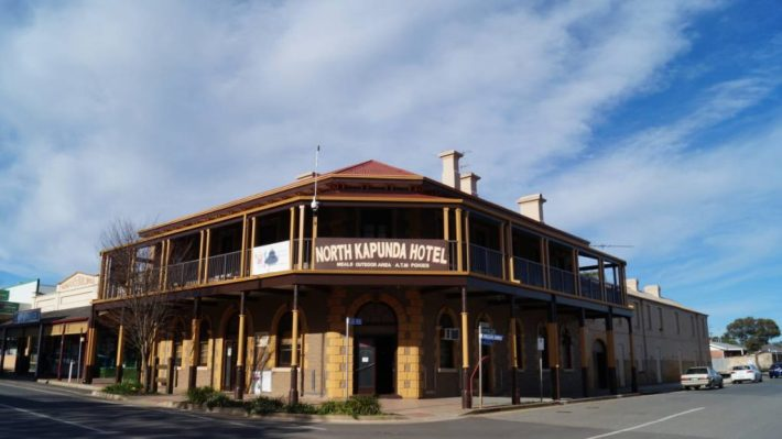 North Kapunda Hotel - Australia | 25 Most Haunted Hotels of the World