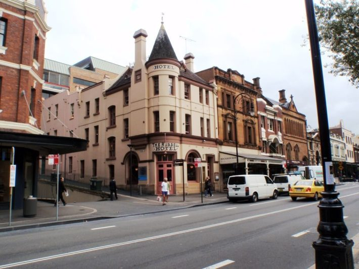 Russell Hotel - Australia | 25 Most Haunted Hotels of the World